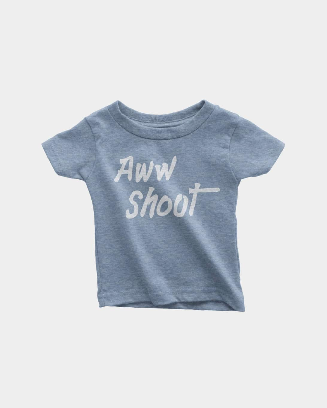 Aww Shoot Kids Tee