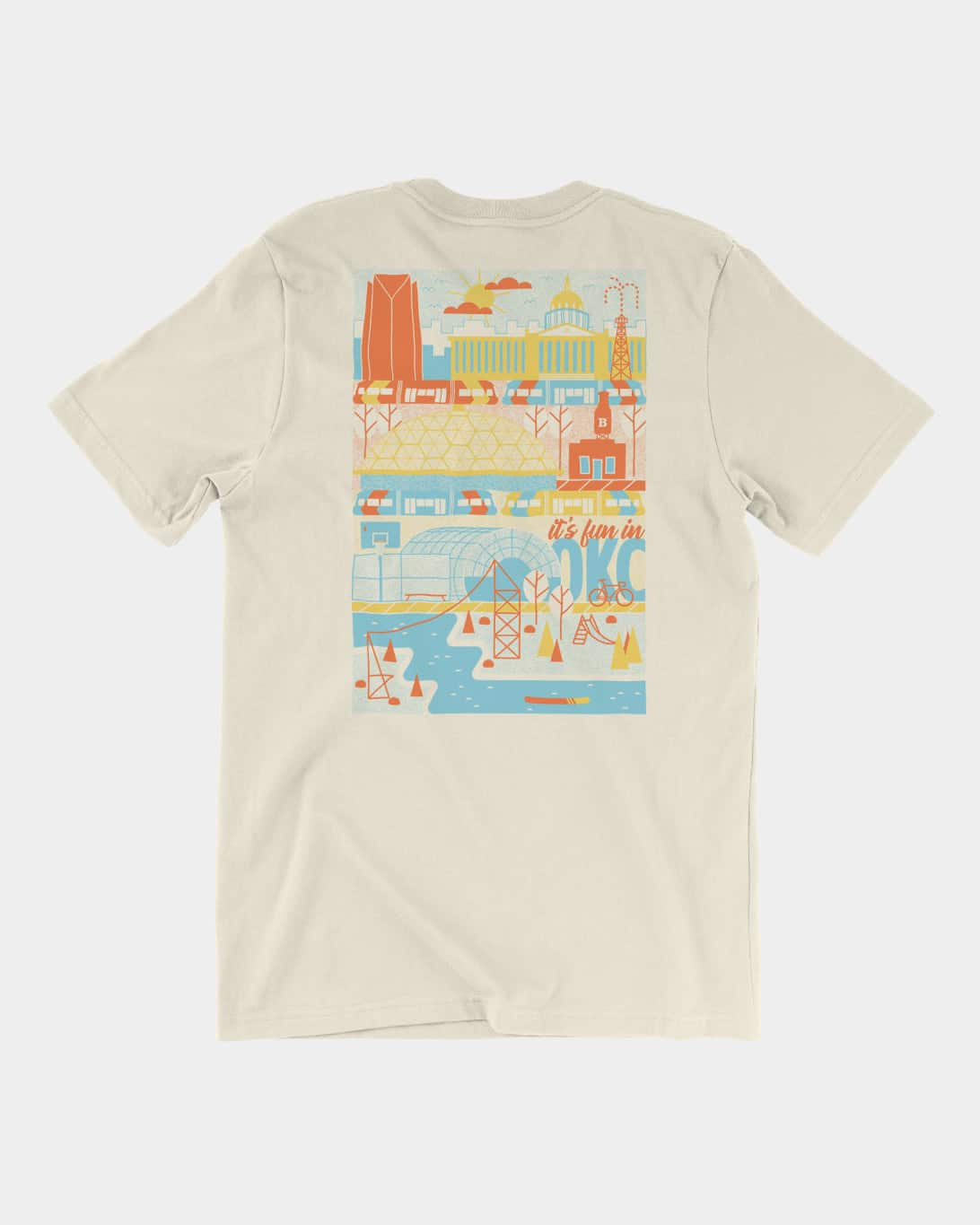 It's Fun In OKC Tee