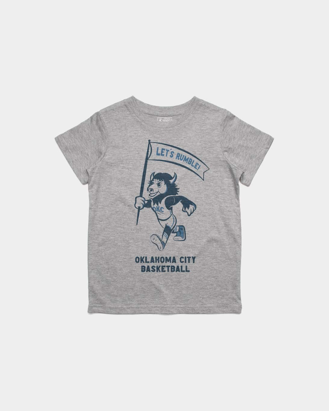 Throwback Rumble Kids Tee