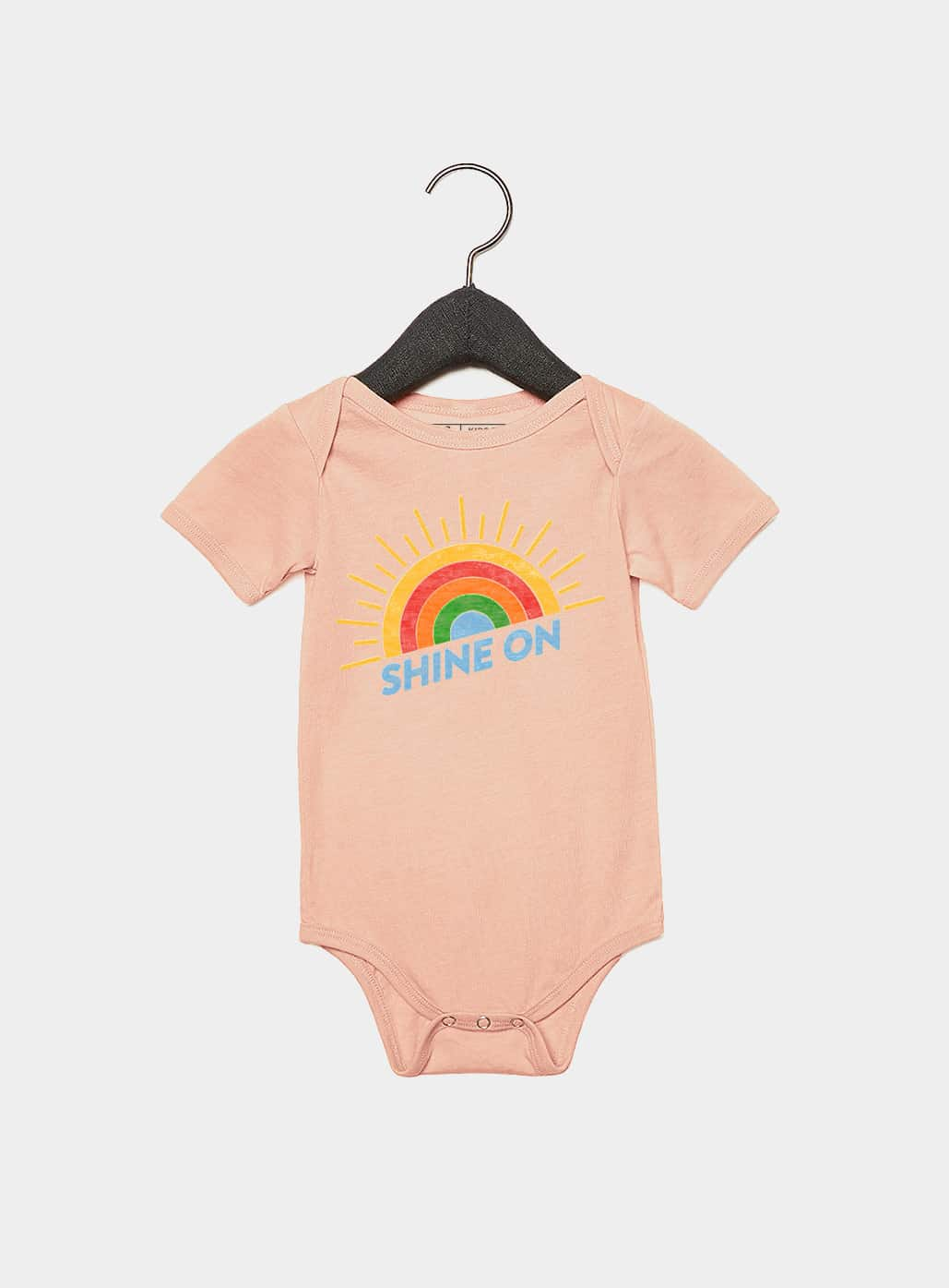 Shine On Kids Onesie