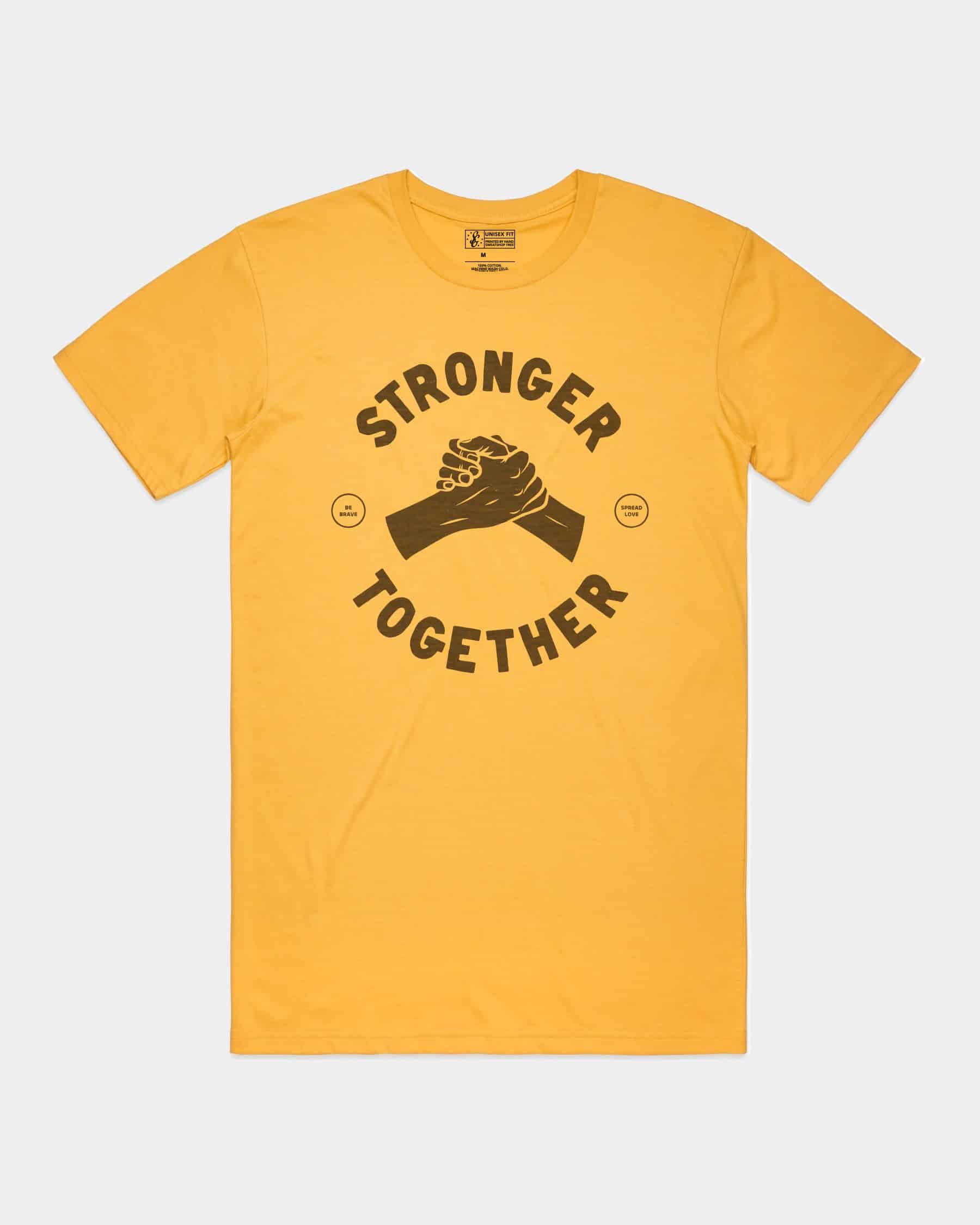 SOLIDARITY SERIES No. 1: Stronger Together