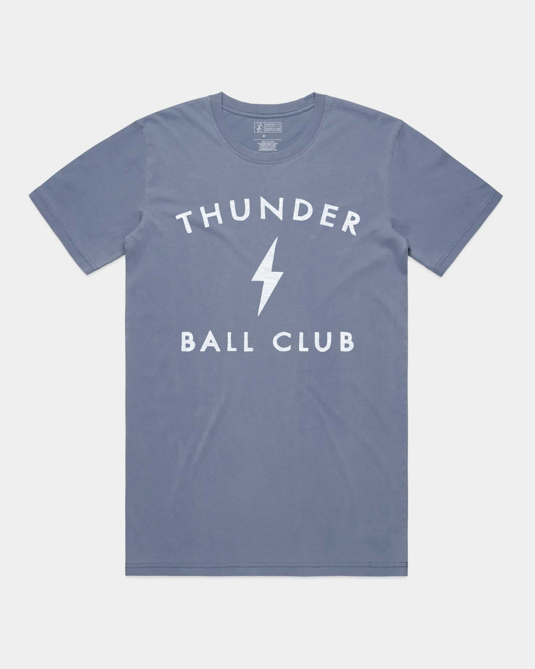 Thunder Ball Club Tee