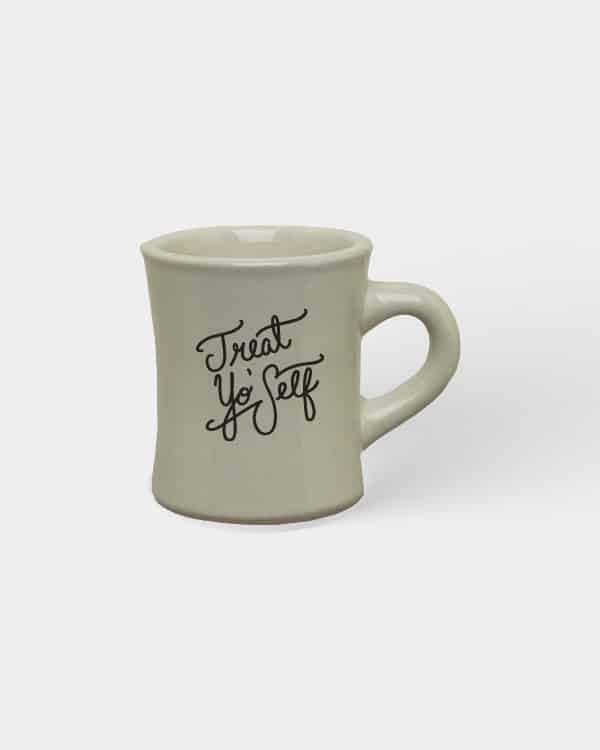 Treat Yo' Self Diner Mug