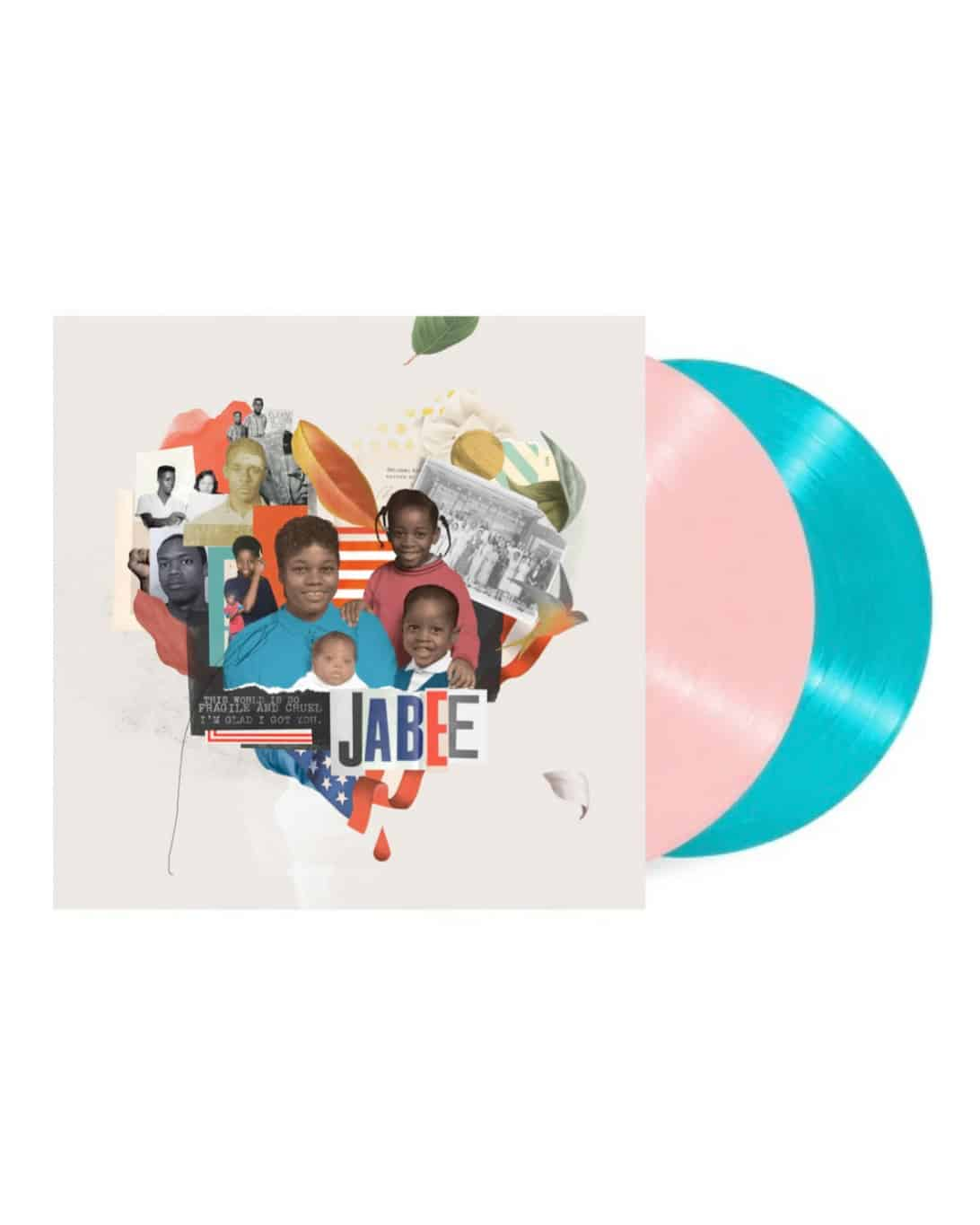 JABEE: Album on Vinyl – This World Is so Fragile and Cruel I'm Glad I Got You