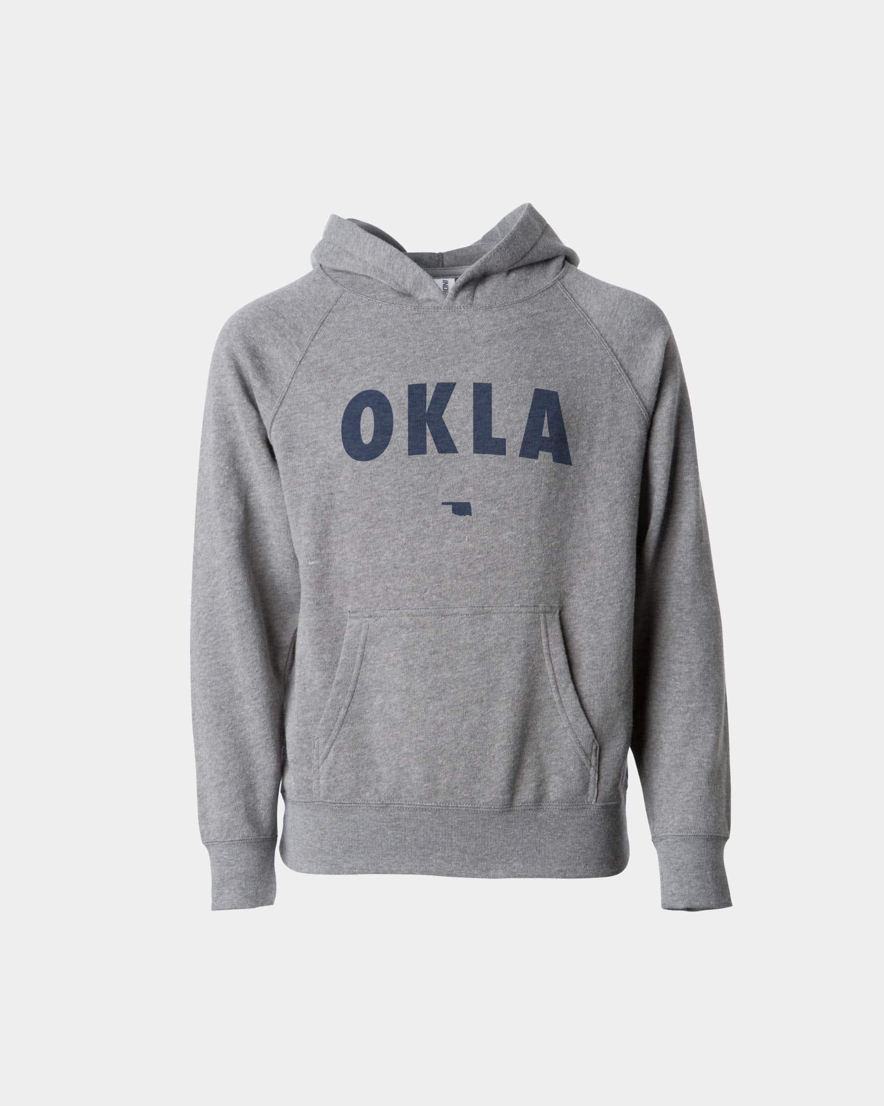 OKLA Kids Pullover Hoodie