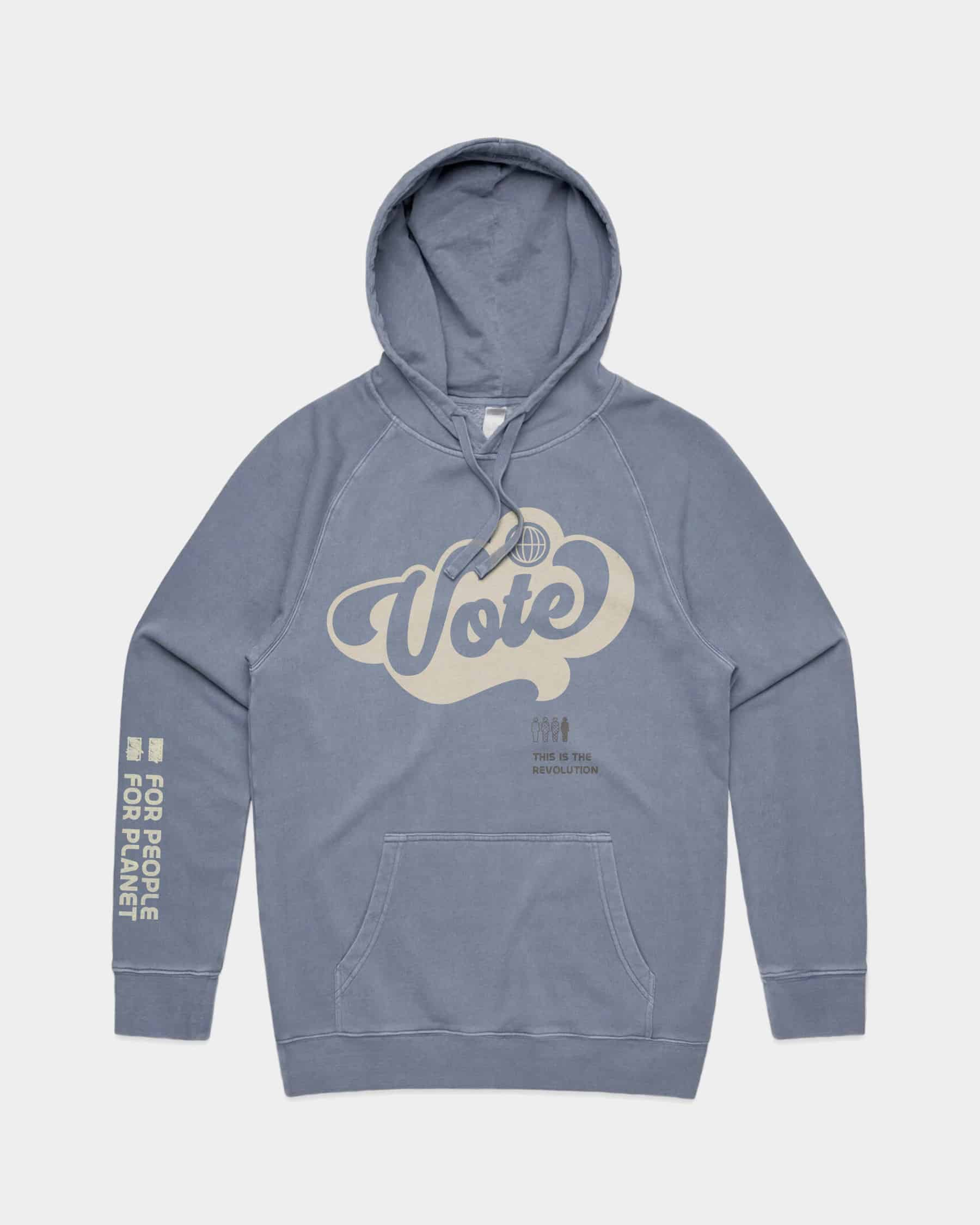 Vote Pullover Hoodie