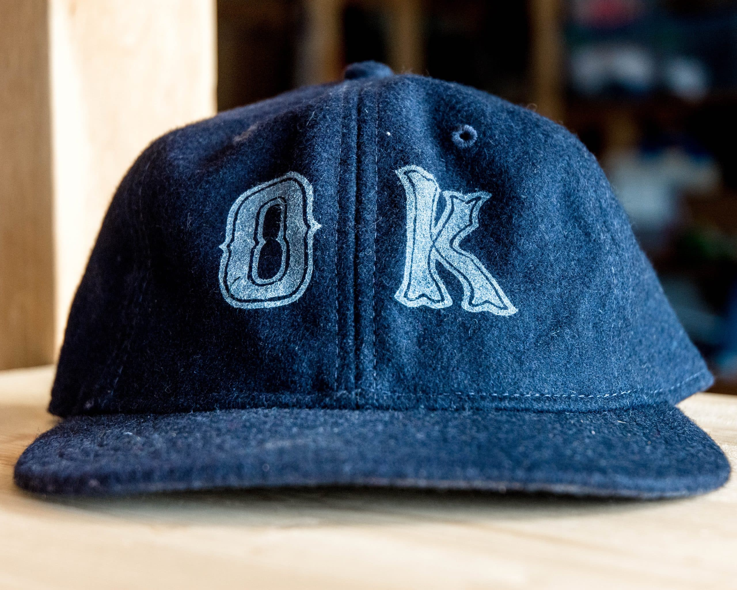 OK Tradition Wool Hat