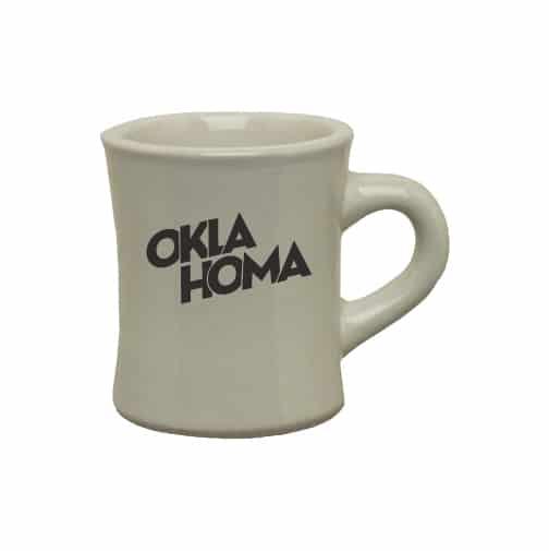 Oklahoma Shade Diner Mug