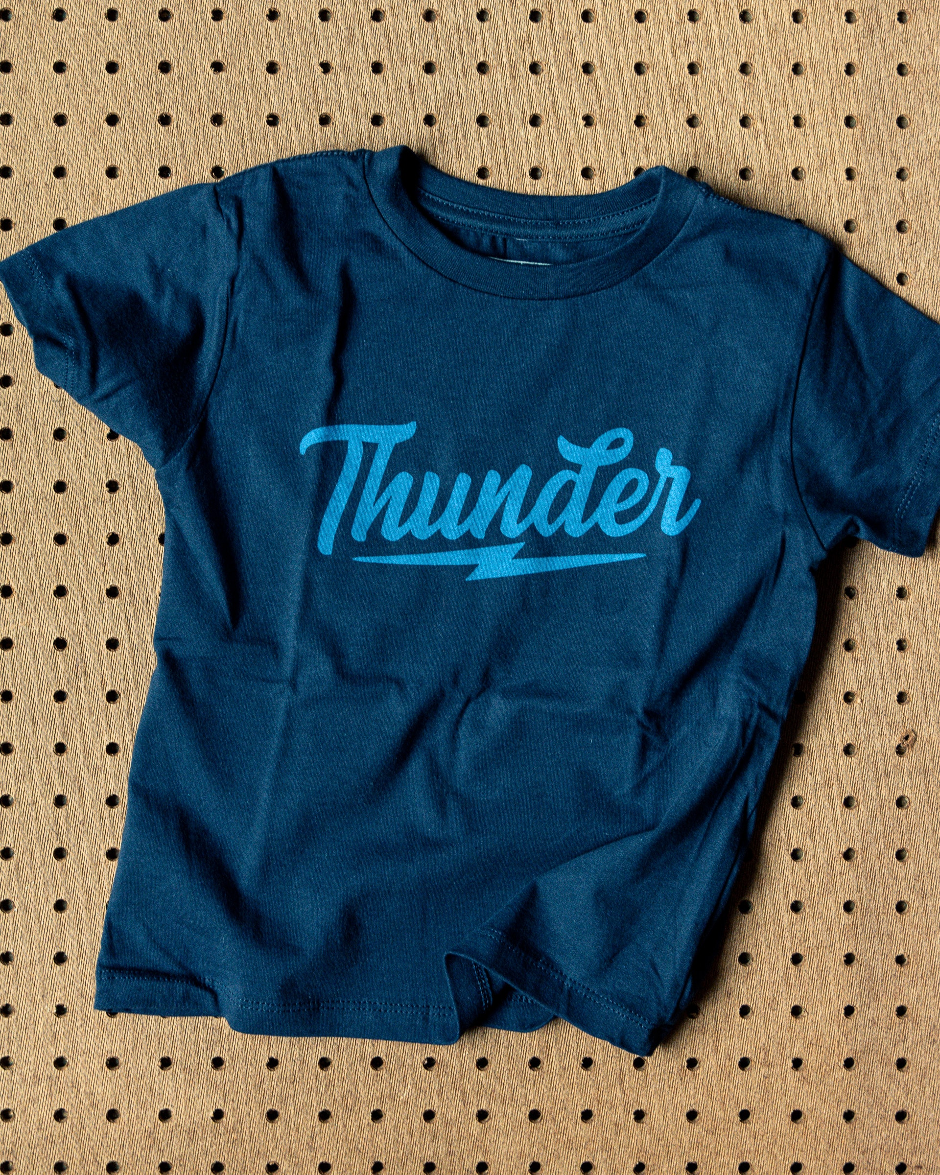 Speed of Thunder Kids Tee