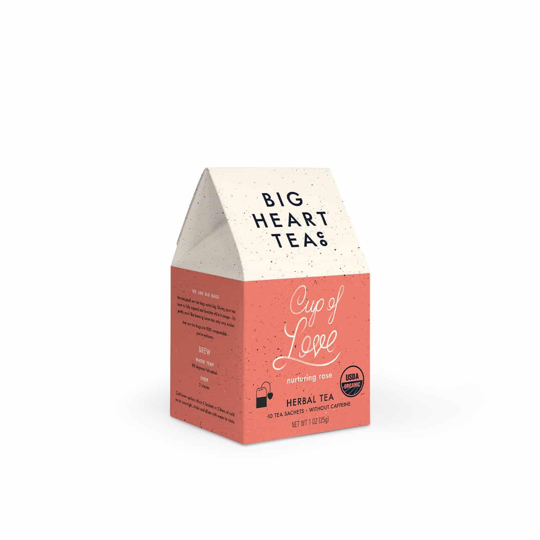 Cup of Love Loose Leaf Herbal Tea