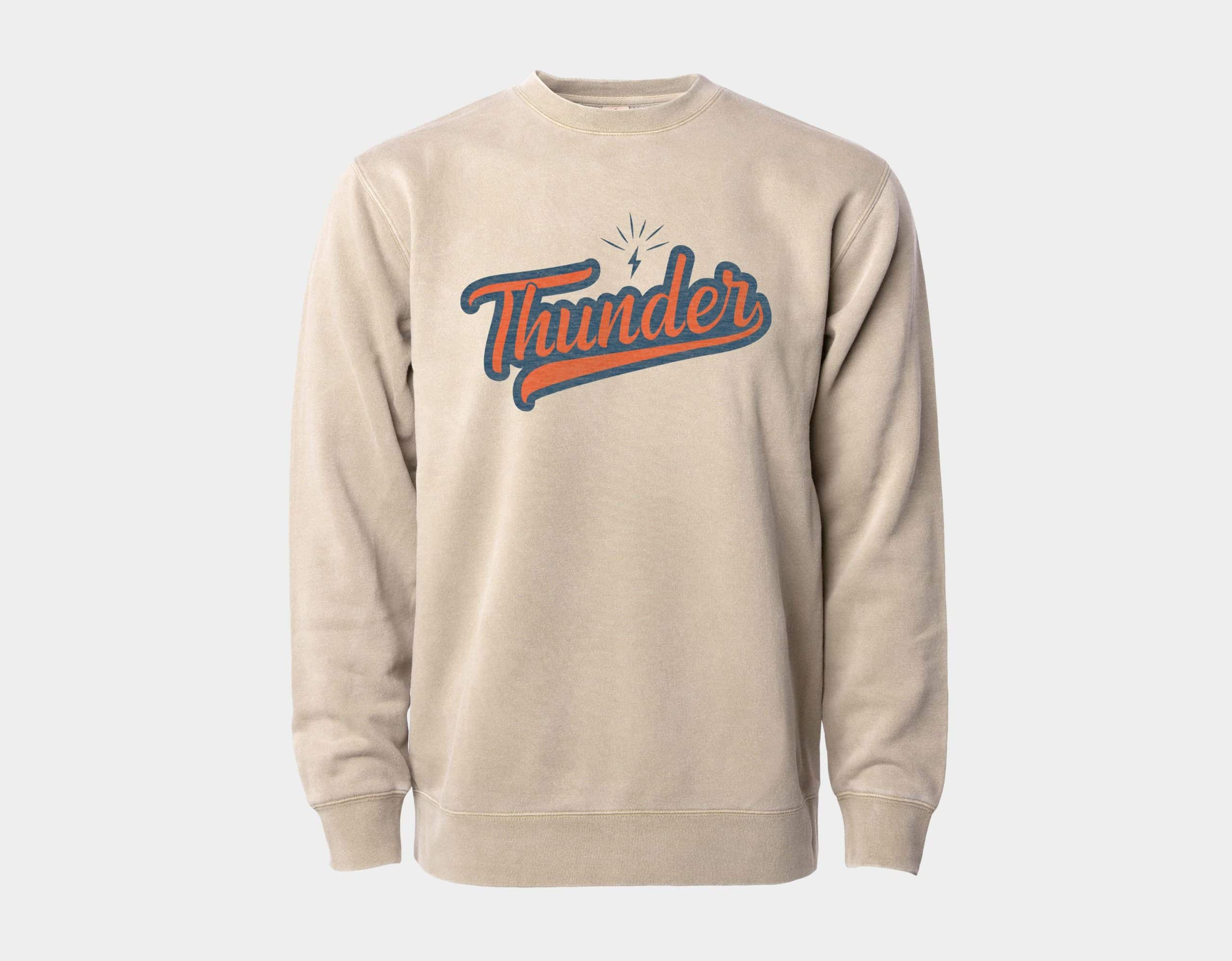 Thunder Traditions Pullover Sweatshirt