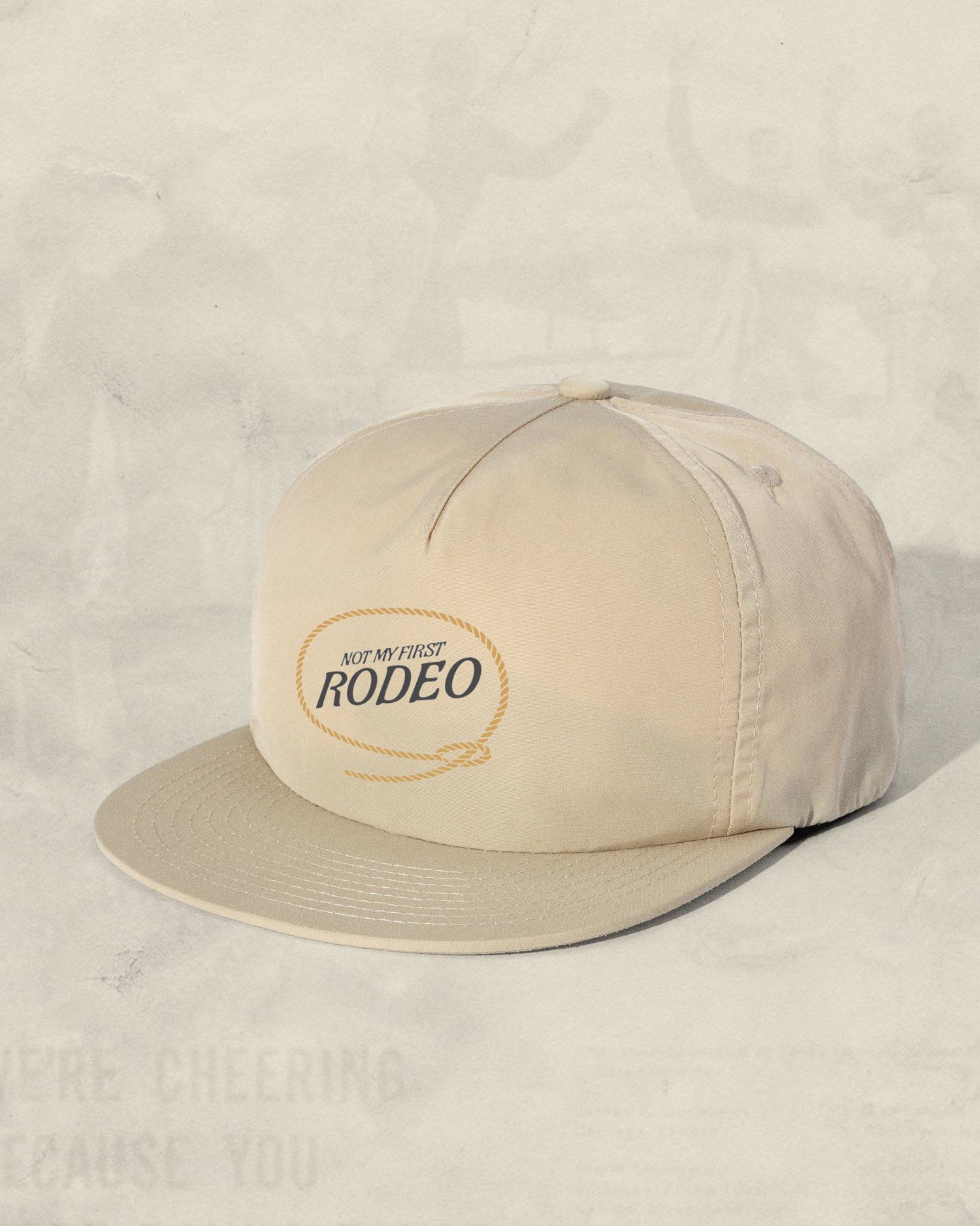 Not My First Rodeo Hat