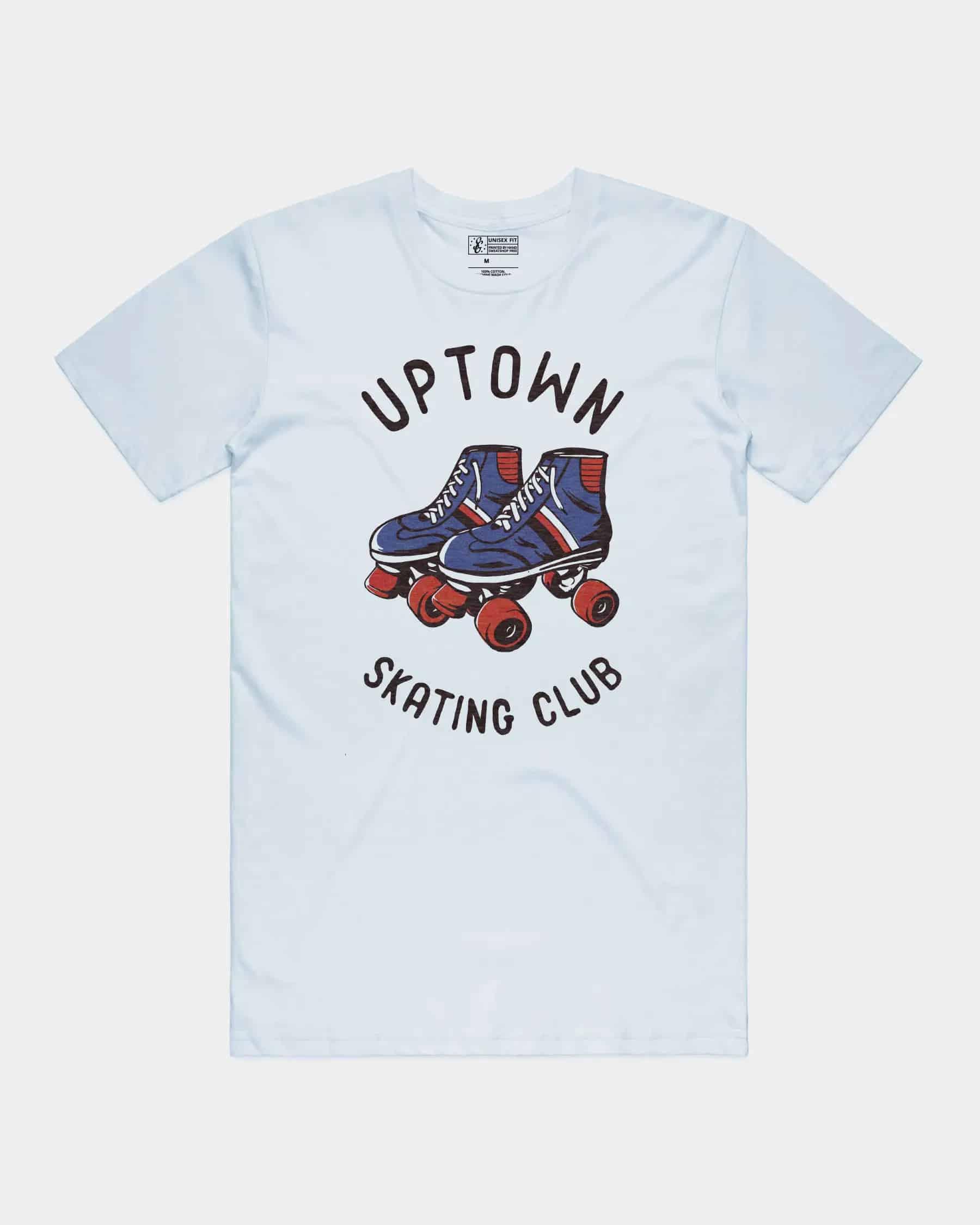 Uptown Skating Club Tee