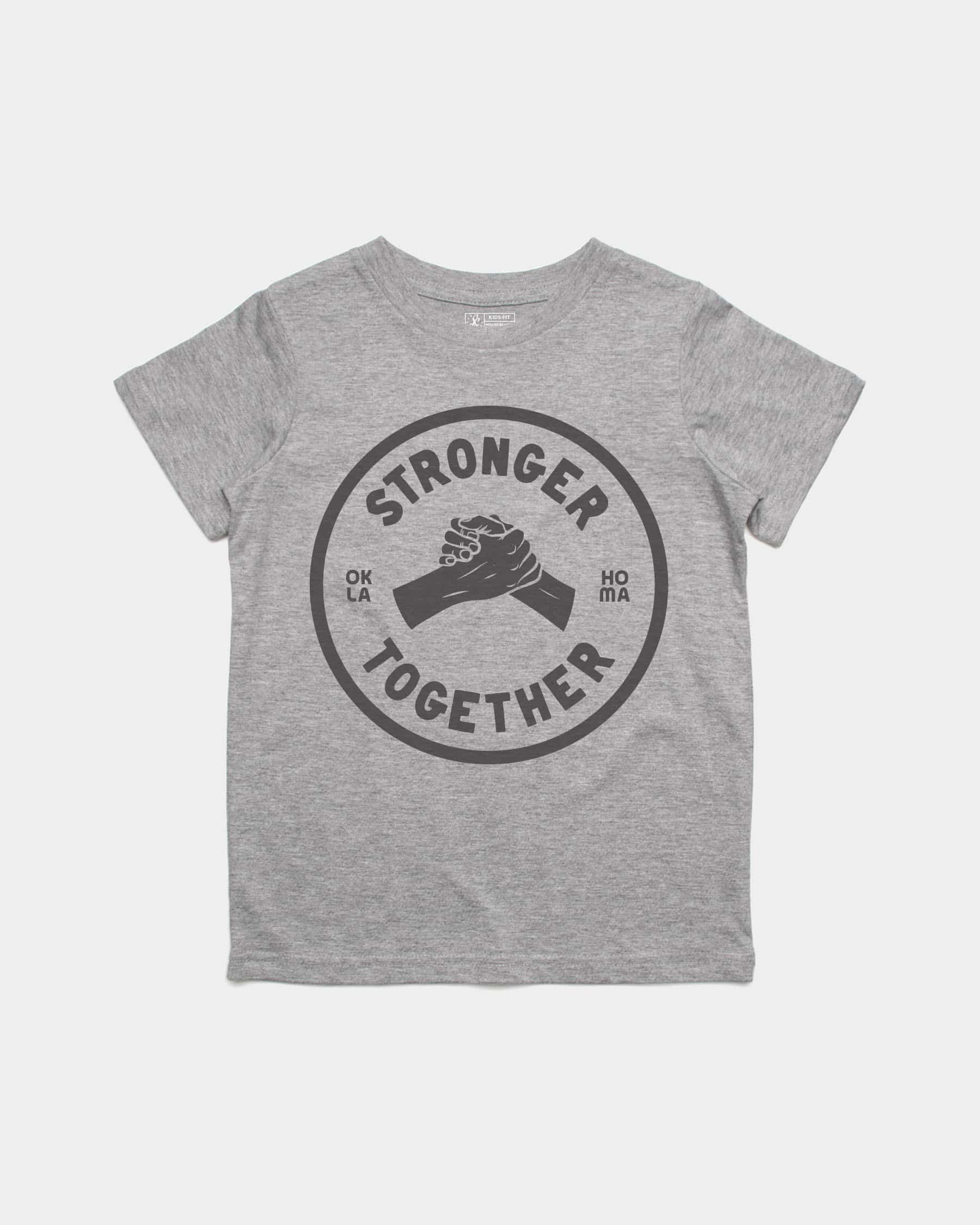 SOLIDARITY SERIES No. 1: Stronger Together Kids Tee